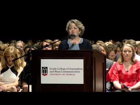Bonnie Arnold 2018 Convocation