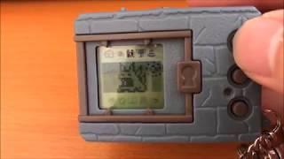 Digimon 20th デジタルモンスター20周年ver エレキモン&ハックモン トレーニング
