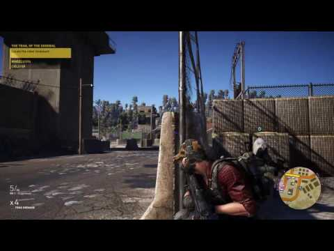 Bullshit Mission | Ghost Recon: Wildlands (PS4)