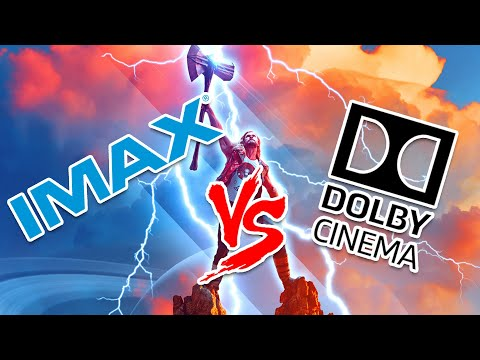 IMAX vs Dolby Cinema? What's better? Avengers Infinity War