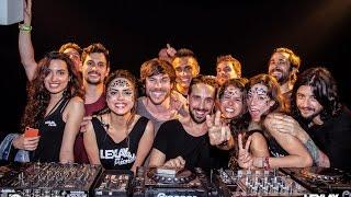 Cristian Varela @ Happy Techno /Lexlay & Friends - City Hall (Barcelona / Spain) - 23.05.2015