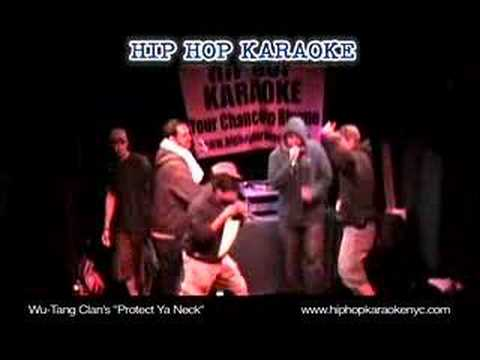 Protect Ya Neck - Hip Hop Karaoke NYC