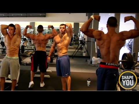 TEAM ShapeYOU – The Ultimate Workout Motivation
