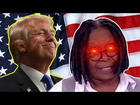 Whoopi Goldberg TRASHES Trump Supporters on The View - 71 MILLION Stand Strong