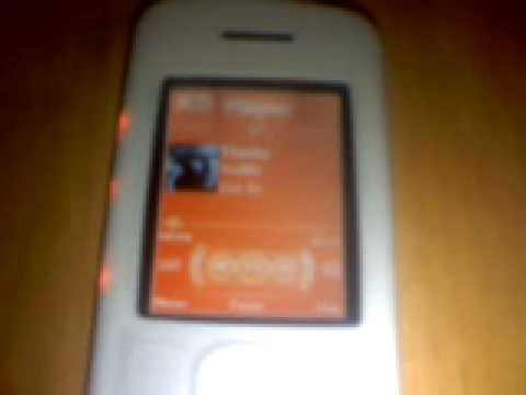 Acceso a Aplicaciones Nokia 5220 (KD Player 0.9.6 on Nokia 5220 XpressMusic)
