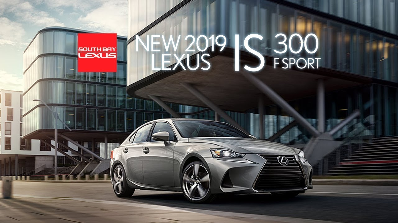 Lexus Is300 Lease >> Lexus Is 300 Lease Deals In Los Angeles South Bay Lexus