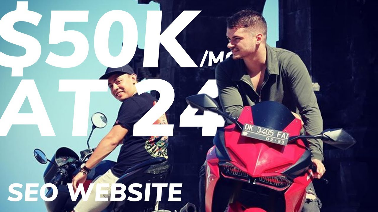 How Dan Profits $50k/mo from his Blog ?LTLP91 (SEO Website Tips)
