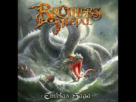 "Brothers Of Metal release video for ""Chain Breaker"" off album Emblas Saga"