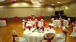 Pontiac Convention Center Wedding