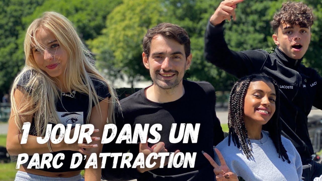 J'embarque Raph Curron, Louise & MV (French House) à la Récré des 3 curés