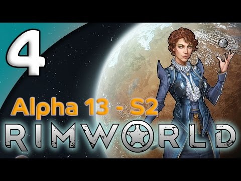 Rimworld Alpha 13 - 4. Love is in the Air - Let's Play Rimworld Gameplay