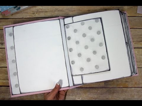 """Build a Page """"LARGEST Album"""" using The Ultimate DIY Printable Template"""