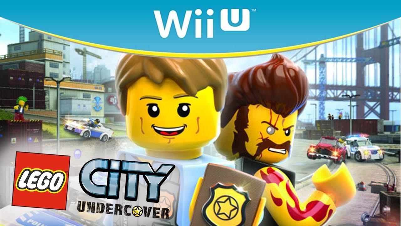 1 Zagrajmy W Lego City Undercover Czyli Gta Lego City Polski