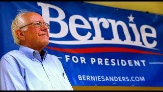 Feel the Bern - A Motivational Message