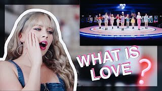 TWICE (트와이스) - 'WHAT IS LOVE?' M/V Reaction