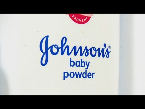 Johnson & Johnson ordered to pay $72M to family in cancer-talcum powder case