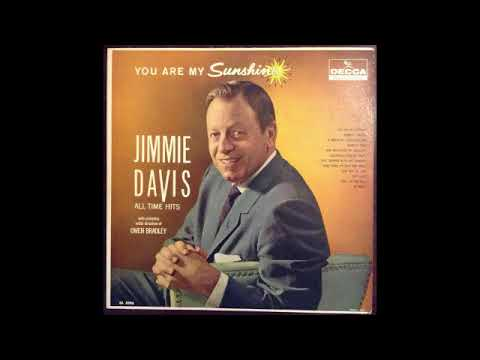 YOU ARE MY SUNSHINE (ENTIRE ALBUM) by JIMMIE DAVIS (1959)
