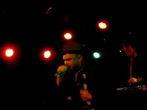 Joey Fever-Young Gunz Live @ Sthlm Reggae Klubb