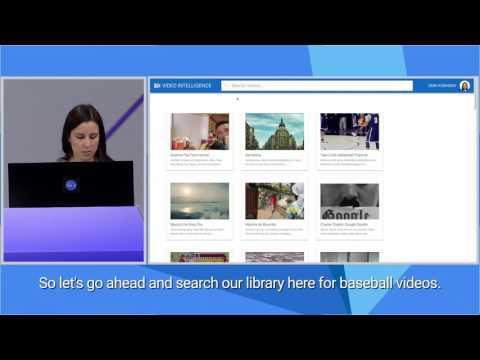 Cloud Video Intelligence API Demo