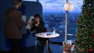 Земфира мило ругается на Литвинову @ Видео-чат ВК