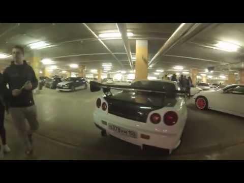 Japan Car Party: Tokyo Drift