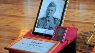 Отпевание воинов, погибших в Великой Отечественной войне