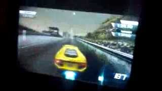 micromax A74 game play need for speed most wanted...