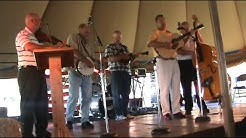 """Fescue Bluegrass Band Playing """"White Oak On The Hill"""""""