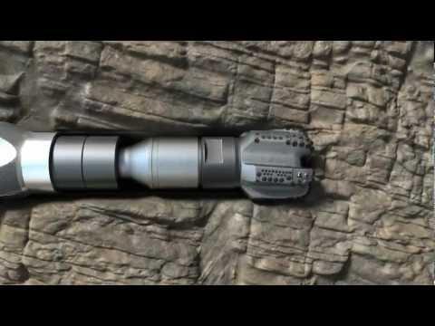 MegaForce™ Drill Bits: The Industry's Most Robust Matrix Body Drill Bit