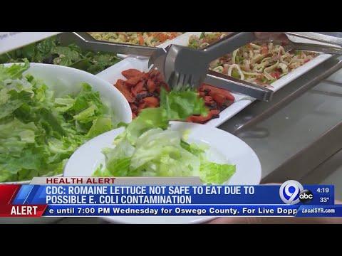 Massive Romaine Lettuce E  Coli Outbreak- Costco, Walmart, Kroger
