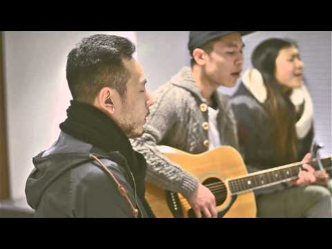 Oh Come All Ye Faithful || Cover by Team Tree