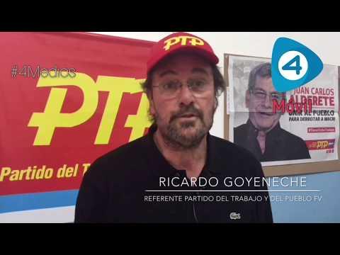 """""""Tenemos que unirnos para luchar contra el hambre y defender el trabajo argentino"""""""