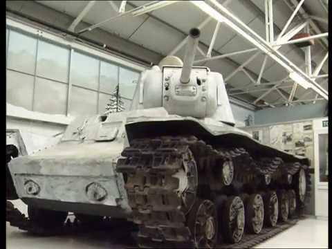 Les mastodontes de l'Armée Rouge : Les chars KV
