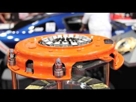 Product Review: Centerforce Clutch's latest DYAD line up at SEMA 2012