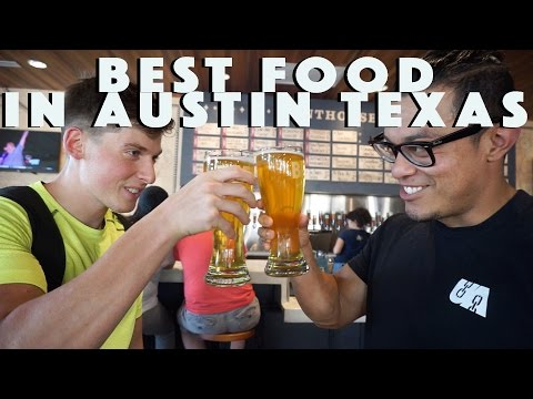 The Best Food in Austin Texas