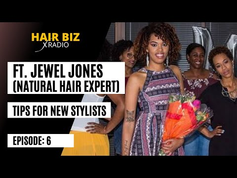 Episode 6: Interview with Jewels Jones of Embrace Me Naturally Salon