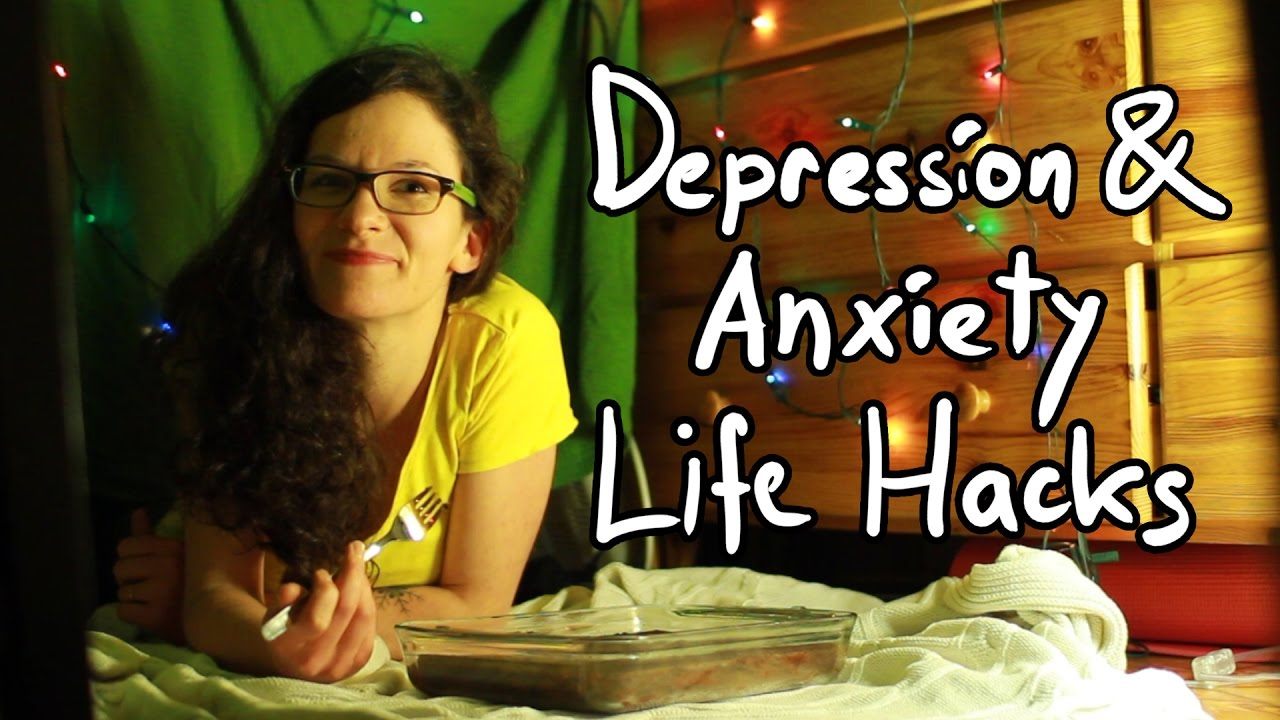 Depression & Anxiety Life Hacks - Introduction