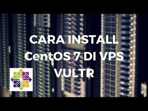 cara-install-centos-7-di-vps-vultr