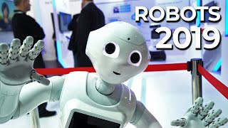 These AI ROBOTS can replace HUMANS in 2019 !