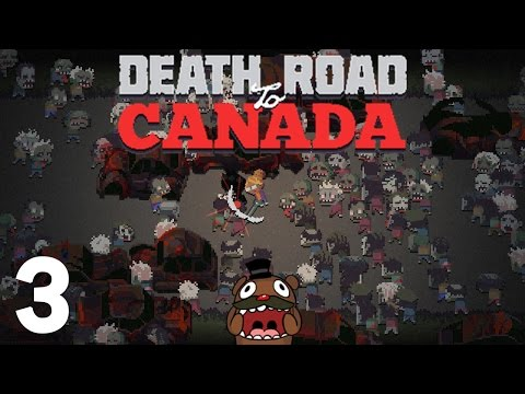 Baer is on the Death Road to Canada (Ep. 3) - 동영상