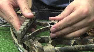 Build Your Bow: Part 7 - Fitting a Quiver to the Bear Anarchy Compound Bow