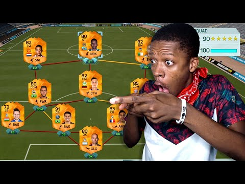 FIFA 16 FULL MOTM TEAM !!!