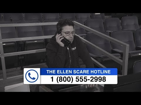 Brie Larson & Eric Stonestreet Announce the Scare Support Hotline