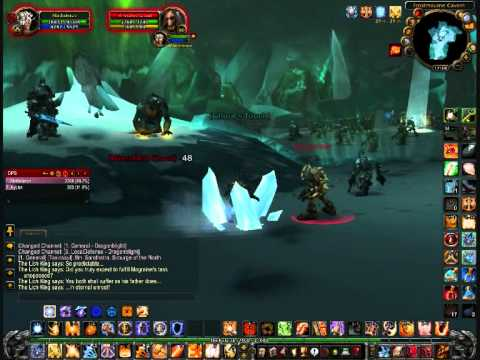 wow how to get shadowmourne quest