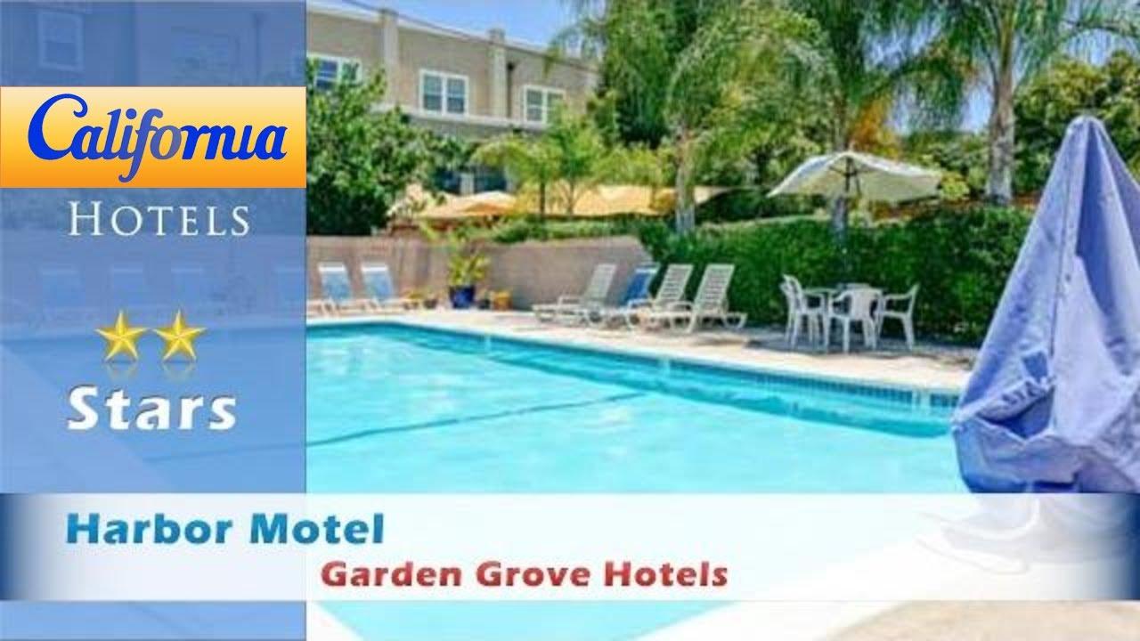Harbor Motel, Garden Grove Hotels - California - YouTube