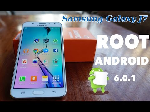 ROOT GALAXY J700M ANDROID MARSHMALLOW 6.0.1