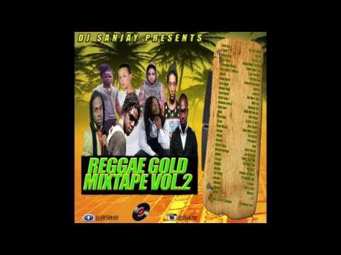 Reggae Gold Mixtape (October 2016) Chronixx, Busy Signal, I-Wayne, Bugle, Romain Vigro and more.