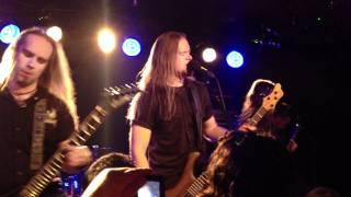 Insomnium - Inertia / Through The Shadows - Live @ Comet Club Berlin 27.11.2011 (HD)