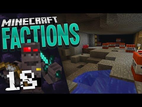 Minecraft Factions Episode 18: Underwater Raid