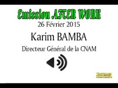 "Participation à l'émission ""AFTERWORK"" RADIO NOSTALGIE ABIDJAN"